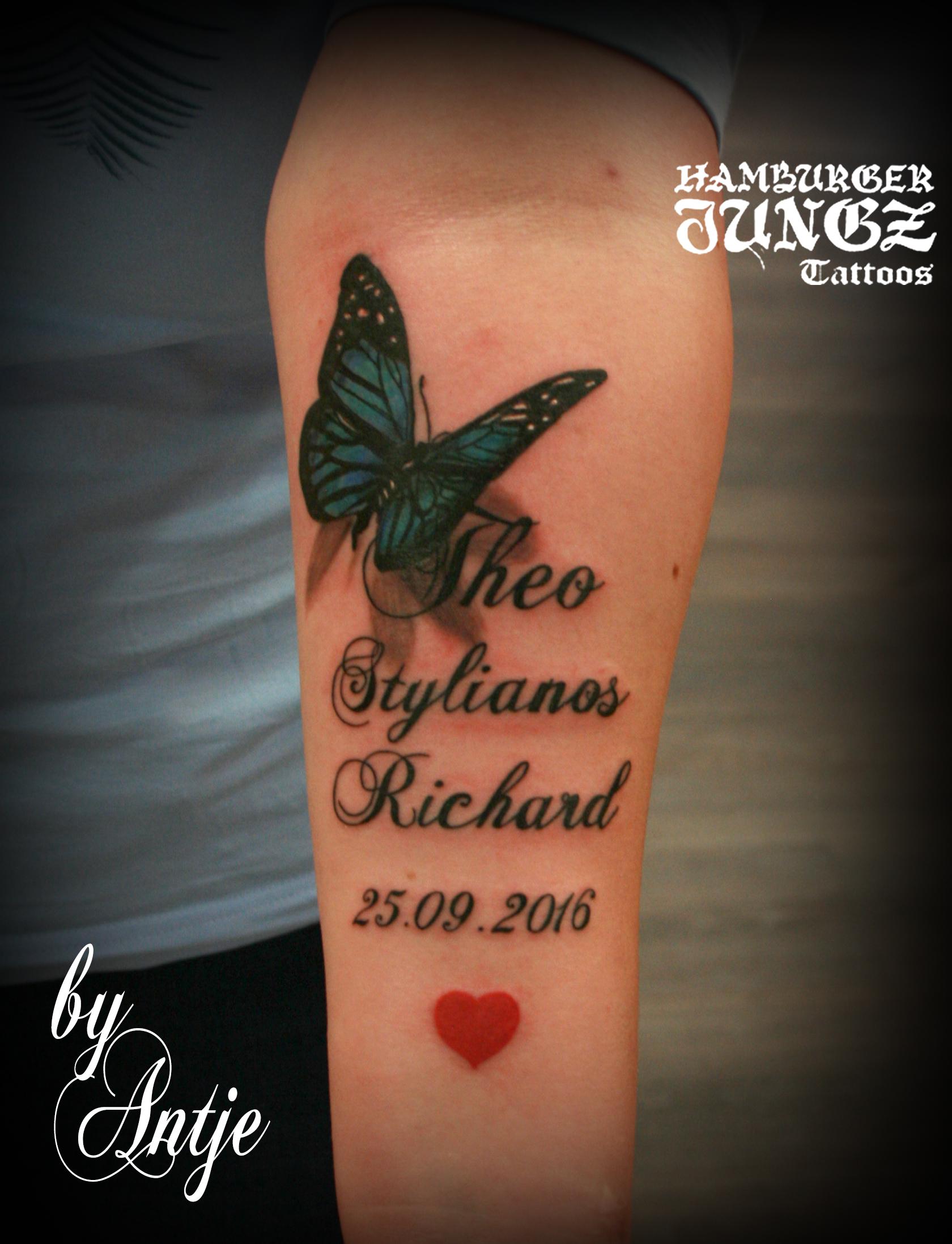 sarah tattoo